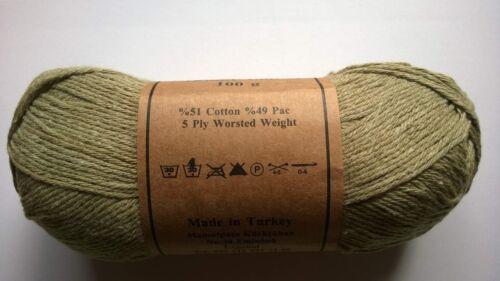 100 g Baumwolle freie Farbwahl 31 verschiedene Farben