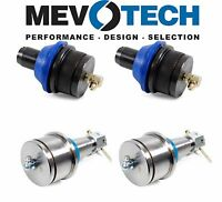 Ford E150-450 Econoline 92-12 Upper & Lower Ball Joints Suspension Kit Mevotech