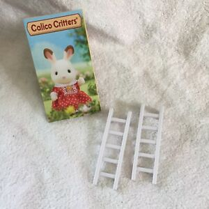 Spielzeug Sylvanian Families Calico Critters Triple Baby Bunk Bed Replacement White Ladder Triadecont Com Br