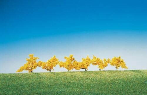 Faller 181475 gauge H0 6 Forsythia Yellow Flowering # NEW original packaging ##