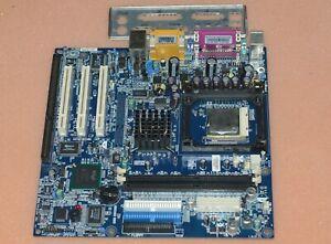 Gigabyte-Intel-D845GL-Vga-ISA-P4-motherboard-2-8G-CPU-512MB-Ram