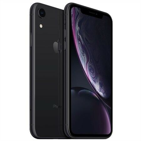 iPhone XR, GB 64, sort