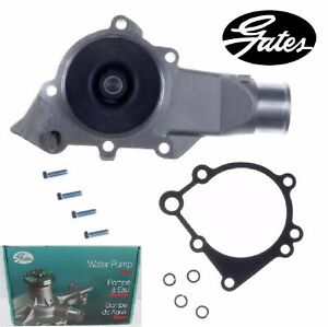 GATES Engine Water Pump for Jeep Grand Cherokee L6; 4.0L ...
