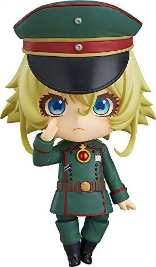 NEW Nendgoldid 784 Saga of Tanya the Evil Tanya Degurechaff Figure from Japan