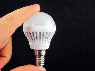 Mini E27 E14 LED light 2835 SMD 3/4.5/6/7.5W Warm/Cool White bulb lamp enery