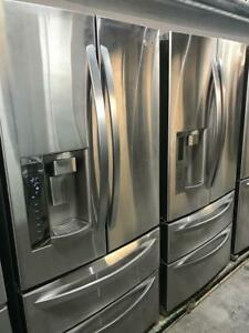 LG FRIDGE STAINLESS STEEL BOTTOM FREEZER 30 33 36 Toronto (GTA) Preview