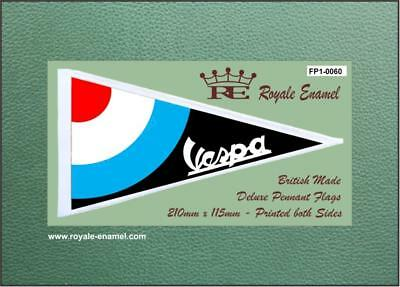 ROYALE ANTENNA PENNANT FLAG VESPA 1966 FP1.0062