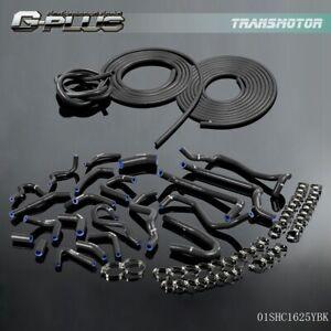 Silicone-Radiator-Vacuum-Hose-Kit-For-Nissan-180sx-200sx-S13-Ca18det-1989-1994