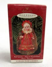 Alice In Wonderland Miniature Ornament #1 in Series 1995 Hallmark