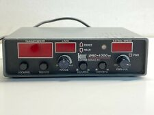 Vintage Kustom Pro 1000 Ds Traffic Radar System Ar413