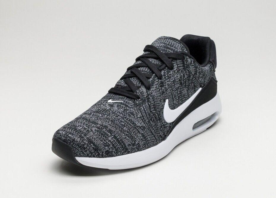 half off 9a0d6 80ca2 ... Nike Nike Nike Air Max Modern Flyknit Black White Oreo UK Size 6.5  a64a5b ...