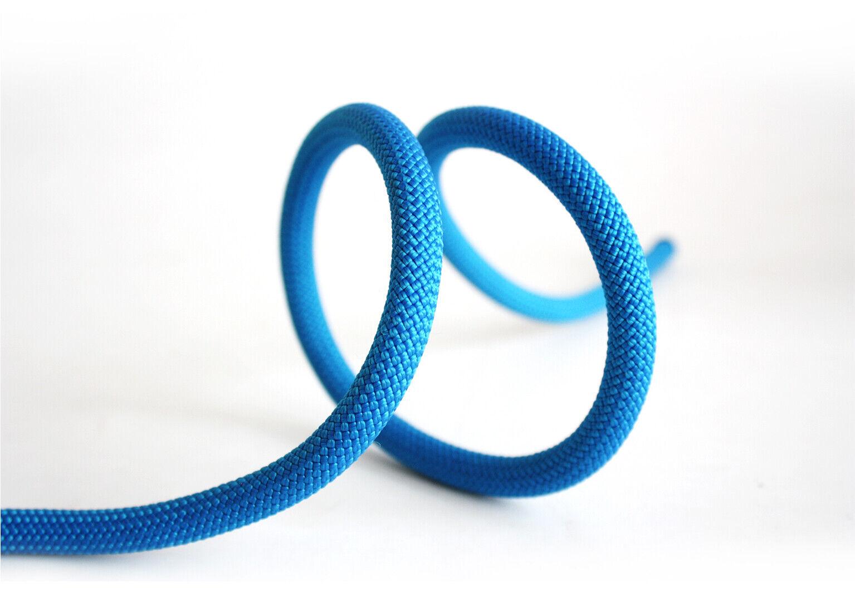Getgear Fune Arrampicatore Gonna 9,8 mm Einfachseil Blu [Nuovo]
