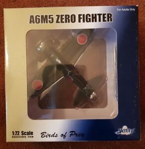 Sky Guardians/Witty Wings A6M5 Zero Fighter 261st Naval Air WTW-72-001 1:72