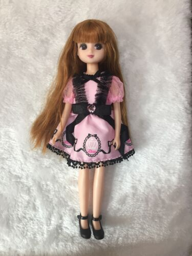 9 inch LICCA head body+dress shoes Girls Kids Great Gifts