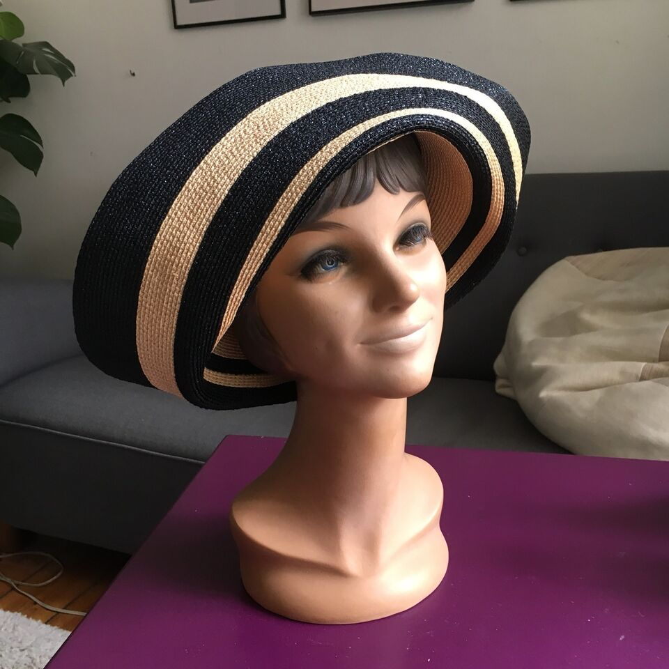 Hat, Stråhat, Patricia Underwood