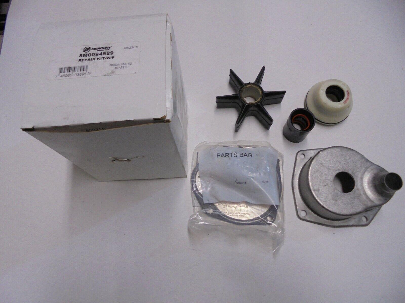 Mercury 8M0094529 Water Pump Repair Kit