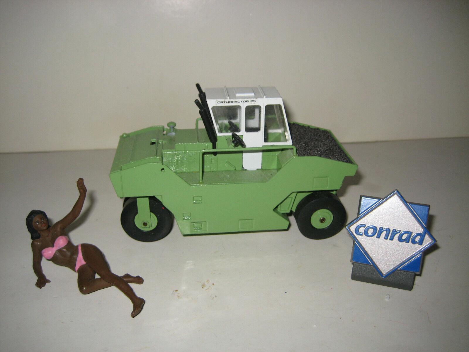Albaret orthopactor P 5 Roller Wheel Conrad 1 50