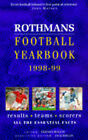Rothman's Football Year Book: 1998-99 by Headline Publishing Group (Paperback, 1998)