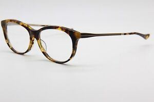 NEW-DITA-NUMERO-DRX-3011B-54-TORTOISE-AUTHENTIC-EYEGLASSES-RX-54-15