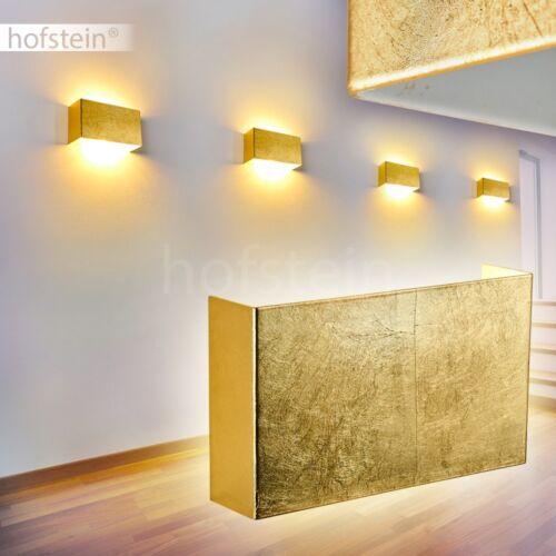 Retro Design Wand Leuchte Lampe Gold Treppen Haus Wohn Schlaf Zimmer Up /& Down