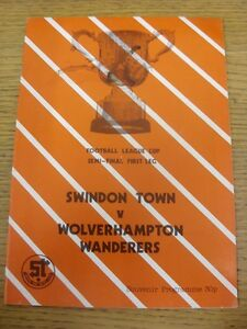 15011980 Football League Cup SemiFinal Swindon Town v Wolverhampton Wanderer - Birmingham, United Kingdom - Returns accepted within 30 days after the item is delivered, if goods not as described. Buyer assumes responibilty for return proof of postage and costs. Most purchases from business sellers are protected by the Consumer Contr - Birmingham, United Kingdom