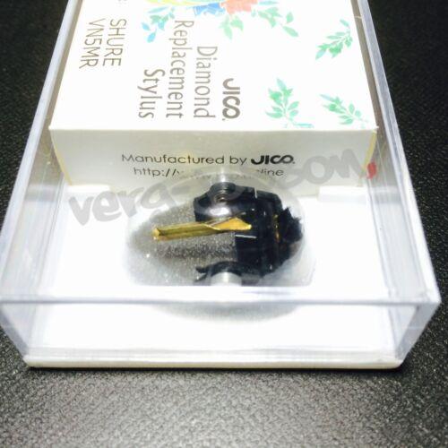 JICO VN5MR SAS S.A.S Stylus for SHURE V15//V V15//VMR Ultra 500 VST-V Original New
