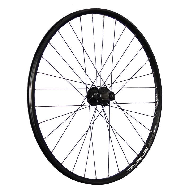 Taylor Wheels fietswiel 28/29 inch achterwiel Taurus21 FH-M475 Disc 622-21 zwart