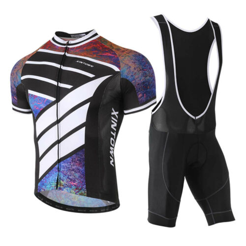 2018 Cycling Bike Clothing set Short Sleeve MTB Bicycle Jersey Shirt Top XR1020