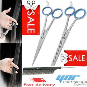 Hair-Cutting-Scissors-Shears-Thinning-Set-Hairdressing-Salon-Professional-Barber