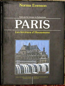 Histoire de Paris : Paris après Haussmann - France - État : Comme neuf: Livre qui semble neuf, mais ayant déj été lu. La couverture ne présente aucune marque d'usure apparente. Pour les couvertures rigides, la jaquette (si applicable) est incluse. Aucune page n'est manquante, endommagée, pli