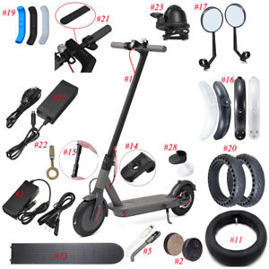 Details about Various Repair Spare Parts Accessories For Xiaomi Mijia M365  Electric Scooter