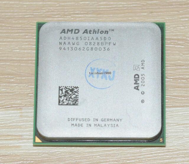 AMD ATHLON DUAL CORE PROCESSOR 4850E DRIVER FOR WINDOWS 7