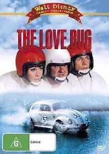 Herbie-The-Love-Bug-NEW-DVD-Dean-Jones-Michele-Lee-Buddy-Hackett-REGION-4-AUST