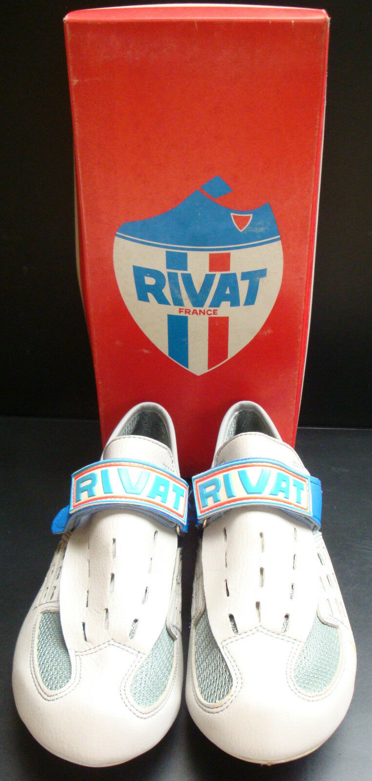 NIB  RIVAT SHOES SIZE 39 VINTAGE MADE IN FRANCE 3