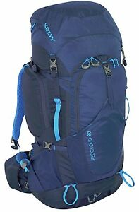Kelty-Red-Cloud-90-Internal-Frame-Trail-Hiking-Backpack-Twilight-Blue-NEW