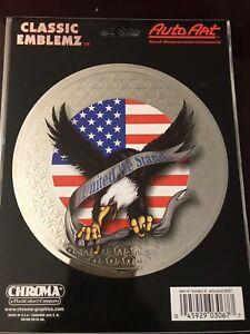 CHROMA 003067 United We Stand Classic Emblem Decal