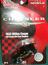 ERTL/RC2 1933 WILLYS COUPE 1/64