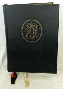 1959 Holy Bible Authorized King James Version Rembrandt Edition EX Condition