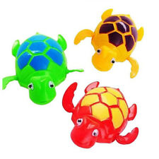 Baby Toys Little Turtle Bath Toys Animal Water Swimming Pool Toy Random Color