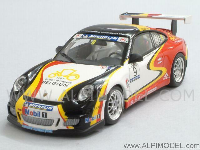 Porsche 911 GT3 Supercup 2006 D. Dermont 1 43 MINICHAMPS 400066409