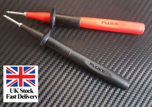 New UK Stock Genuine  Fluke TP220-1 SureGrip Test Probes for TL222//TL224