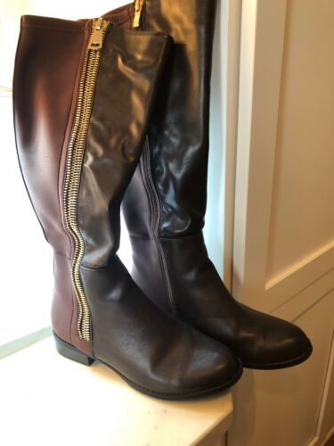N.Y.L.A. ASTER BOOT WOMEN SIZE 8 BROWN NORDSTROM