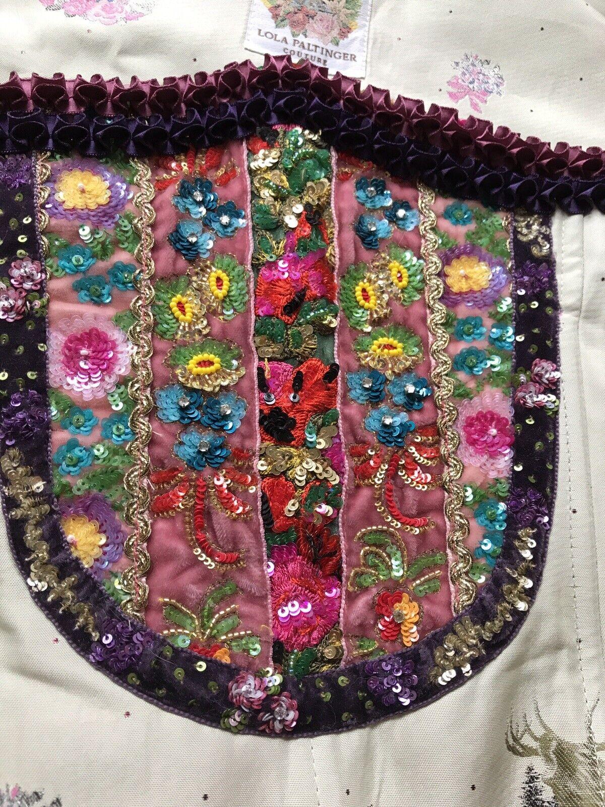 Lola Paltinger Couture Dirndl Mieder Marie Brautmieder Seidenmieder Seidenmieder Seidenmieder Oktoberfest | Angenehmes Aussehen  | Ausreichende Versorgung  | Um Sowohl Die Qualität Der Zähigkeit Und Härte  8bc75d