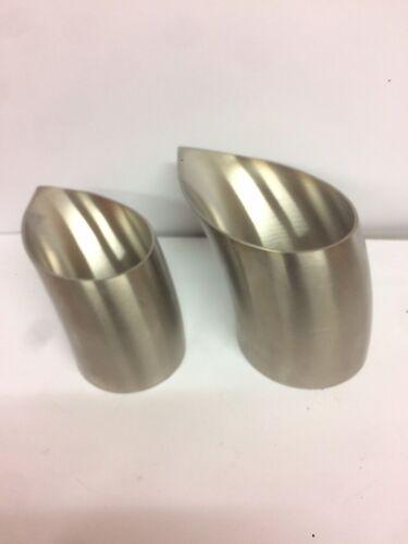 """3/"""" Stainless Steel Teardrop Tip"""