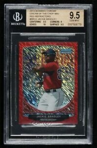 2013-Bowman-Chrome-Cream-Of-The-Crop-Red-Refractors-BRS3-Jackie-Bradley-4-5