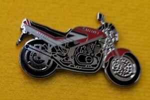 Suzuki GS500E lapel pin badge