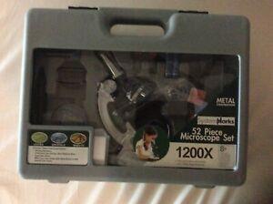Microcsope Set - System Works Kids Learning Microscope Set