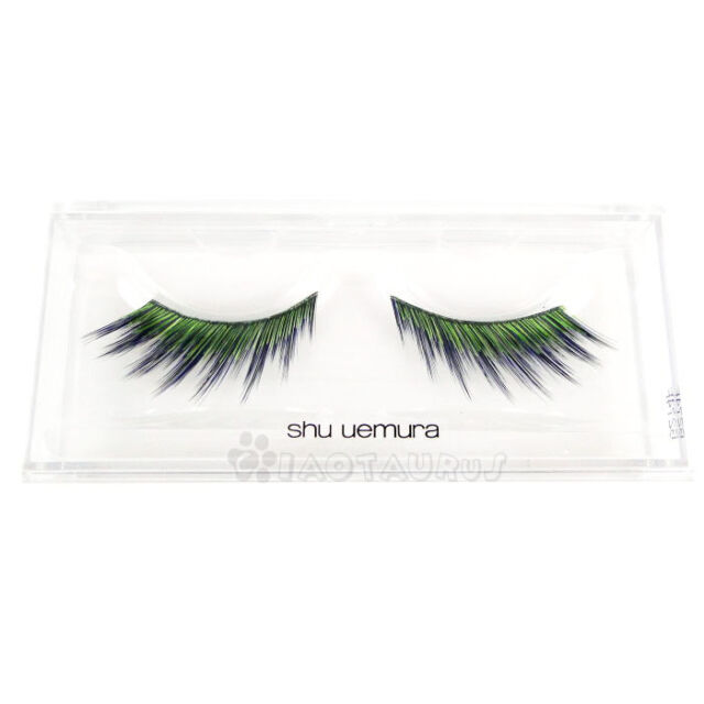 Shu Uemura False Eyelashes Fel06 O Blue Np Ebay