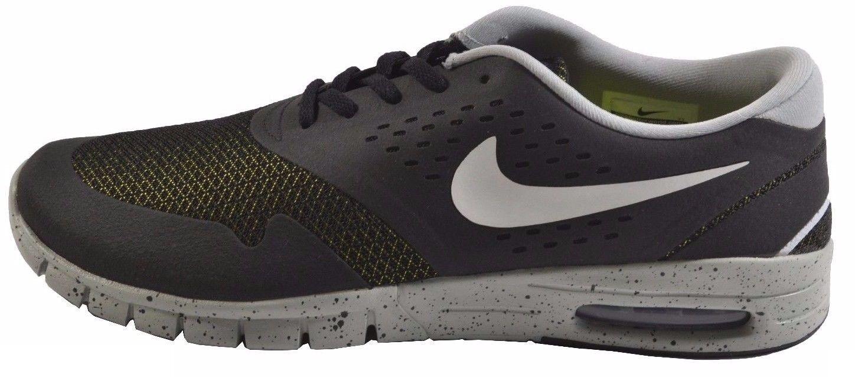 Nike ERIC KOSTON 2 MAX Black White-Base Grey Green 631047-013 (386) Men's Shoes