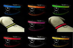 XS-to-X-Large-LED-Dog-Collar-Light-Up-Adjustable-Nylon-Flashing-Night-Pet-Safety